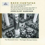J.S. Bach - Cantates For3rd Sunday A (0028946358221) (1 CD)