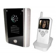 Videointerfon Radio Wireless AES 605-AB
