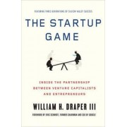 The Startup Game by III Professor William H. Draper