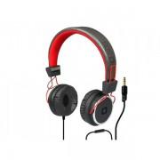 Casti stereo Sbs Dj Red studio mix cu fir si microfon