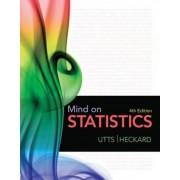 Mind on Statistics by Jessica M Utts