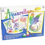 Sentosphere Artistics for Kids - Birds of Paradise