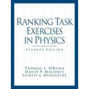 Ranking Task Exercises in Physics: Student Edition by T. L. O'Kuma
