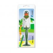 Periute de dinti cu figurina papagal pentru copii 1an+ Miradent