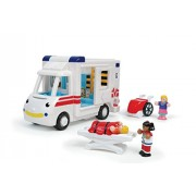 WOW Toys - Robin's Medical Rescue, coche de juguete (10141)