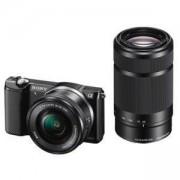 Цифров фотоапарат Sony Exmor APS HD ILCE-5000Y Черен, ILCE5000YB.CEC