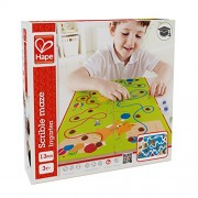 Hape - E6311 - Jeu D'exploration - Scribble Maze