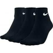 Nike unisex zokni-3PPK LIGHTWEIGHT QUARTER SX4706-001