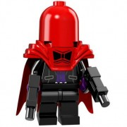 Mini Figurine Lego® Serie 17 - The Batman Movie : Red Hood