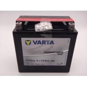 Varta YTX14-BS baterie moto, scuter, atv 12V 12Ah AGM 200A cod 512014010 Mercedes