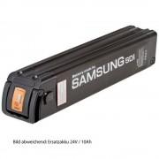Prophete Samsung SDI by Prophete Ersatzakku für Elektrofahrrad LI-Ionen 24V / 10Ah