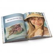 Fotoboek Hardcover A4 Staand