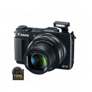 Aparat foto Canon Powershot G1X Mark II 12.8 Mpx zoom optic 5x Negru