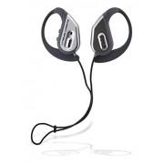 Pyle Casque audio Bluetooth avec microphone intégré étanche Argent