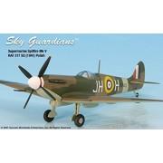 Spitfire Mk V Raf 318 Sq 1941 Polish Airplane Miniature Model Metal Die Cast 1:72 Part# A02 Wtw72022 003