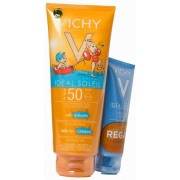 VICHY IDEAL SOLEIL LECHE SOLAR NIÑOS SPF 50 + REGALO AFTER SUN 100ML