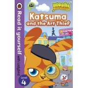 Moshi Monsters: Katsuma and the Art Thief - Read it Yourself with Ladybird