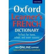 Oxford Learner's French Dictionary by Oxford Dictionaries