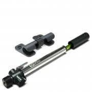 PDW Magic Flute Mini Pump With CO2 Option and Bracket