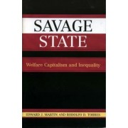 Savage State by Edward J. Martin