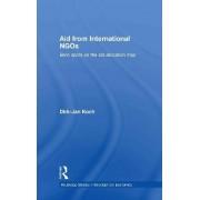Aid from International NGOs by Dirk-Jan Koch