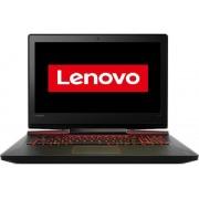 "Laptop Gaming Lenovo IdeaPad Y900-17 (Procesor Intel® Quad-Core™ i7-6820HK (8M Cache, up to 3.60 GHz), Skylake, 17.3""FHD, 32GB, 1TB SSD, nVidia GeForce GTX 980M@8GB, Wireless AC, Tastatura iluminata, Win10 Home)"