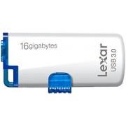 Stick USB Lexar JumpDrive M20 16GB, USB 3.0 (Alb)