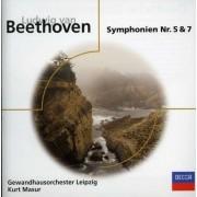 L Van Beethoven - Sinfonien5&7 (0028944297126) (1 CD)