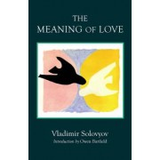 The Meaning of Love by Vladimir Solovyov