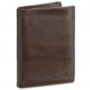 Голям мъжки портфейл WITTCHEN - 21-1-119-4 Кафяв