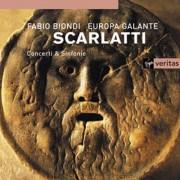 Fabio Biondi - Scarlatti: Concerti Grossi / Europa Galante (0724354549526) (1 CD)