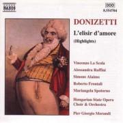 G. Donizetti - L'elisir D'amore - Hl- (0636943470428) (1 CD)