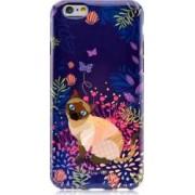Skin Silicon Devia Beauty Beast Apple iPhone 6 6S Little Cat