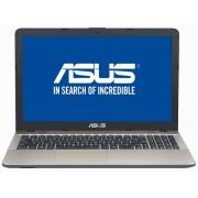 Laptop Asus X541NA-GO008, Intel Celeron N3350, 2.4 GHz, 15.6 inch, 4GB DDR3, HDD 500 GB, negru