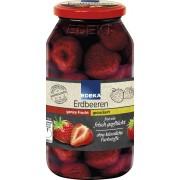 EDEKA Erdbeeren ganze Frucht gezuckert 680 g