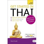 Get Started in Thai Absolute Beginner Course by David Smyth