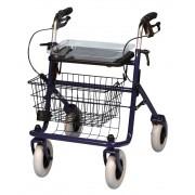 Járókeret , 4 kerékkel , fékezhető OD4258