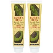 burts API Avocado Burro pre-shampoo per capelli Trattamento con ortiche e rosmarino 4.3 g
