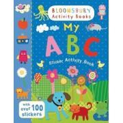 My Abc Sticker Activity Book