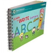 LeapFrog LeapReader Deluxe Writing Workbook: Learn to Write Letters with Mr. Pencil
