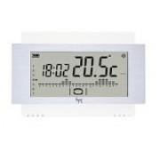 > Cronotermostato da parete bianco touch TH/500 WH
