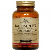B-Complex + Vit.C Stress For. - 100 tabs