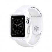 Slim Armor Case voor de Apple Watch 42mm - White