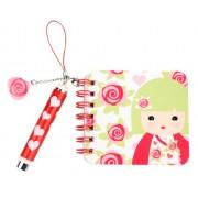 Kids Preferred Kimmidoll Junior Mini Notebook And Pen, Jemma