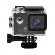 "2.0 ""HD 1080P CMOS 170 '16MP 4K Wi-Fi étanche Sport Camescopes-Angle - Noir"