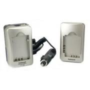 Incarcator rapid (1-2h) Hahnel PowerStation ULTIMA pentru acumulatorii Li-Ion tip NP-20/NP-30/NP-40 pentru Casio.