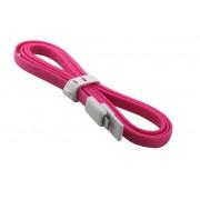 Cablu USB iPhone 5/6 My-Trim roz