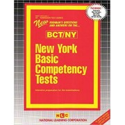 New York Basic Competency Tests (Bct/NY) by Jack Rudman