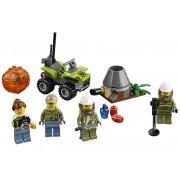 LEGO Vulcanul - Set pentru incepatori (60120)