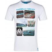 T-Shirt Om - Collection Officielle Olympique De Marseille - Taille Adulte Homme
